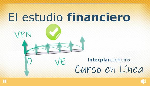 el estudio financiero de un business plan incluye la evaluacion y el financiamiento